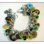 Beads & Buttons Bracelet 4 by The Beading Yogini