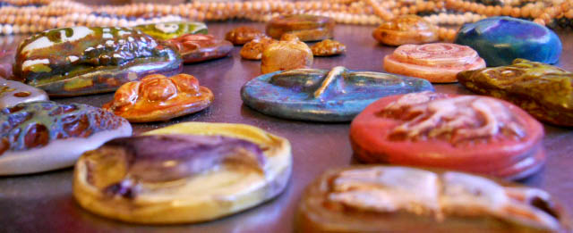 The Beading Yogini's Bead Table Wednesday 7.27.11 A