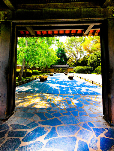 4947102467_bac3b67427 Japanese Garden and Huntington Library