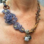 Willow Challenge Necklace by The Beading Yogini