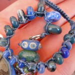 IBN Dragonfly Lampwork Beads By The Beading Yogini