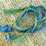 IBN Sea Challenge Waves Necklace by The Beading Yogini