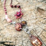 IBN Zen Garden Necklace By The Beading Yogini