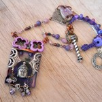Shadow Box Challenge Necklace 1 by The Beading Yogini
