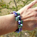 B Challenge Bracelet Full View By The Beading Yogini