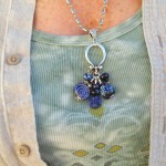 AT OCT Reader Challenge Pendant by The Beading Yogini