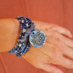 AT OCT Readers Challenge Bracelet 2 by The Beading Yogini