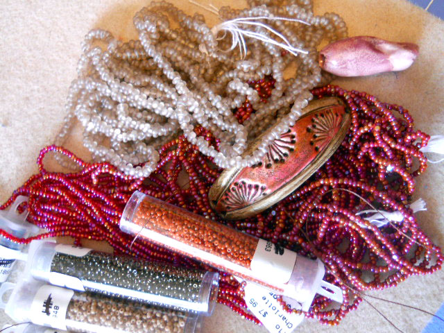 Seed Bead Goodness by The Beading Yogini