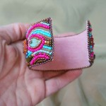Lining Cuff 2 by The Beading Yogini