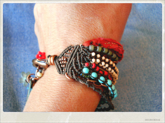 June ABS Bracelet2 by The Beading Yogini
