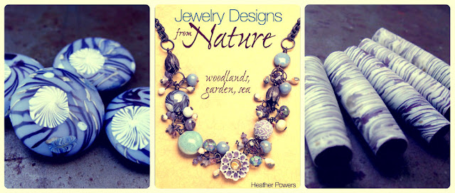Heather Powers Jewelry Designs from Nature Book