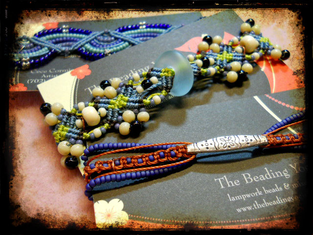 7000BraceletsProject by The Beading Yogini