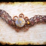 BSBP6#3DaisyChain108 by The Beading Yogini