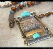 1KBS Prosperity Necklace by The Beading Yogini