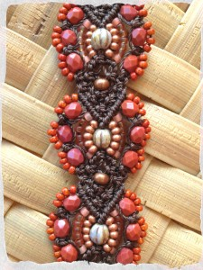 Sept ABS Macrame by The Beading Yogini