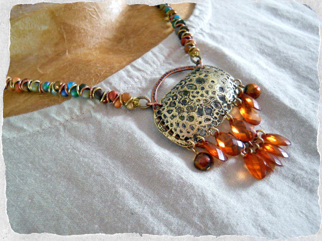 OCT ABS #3 by The Beading Yogini