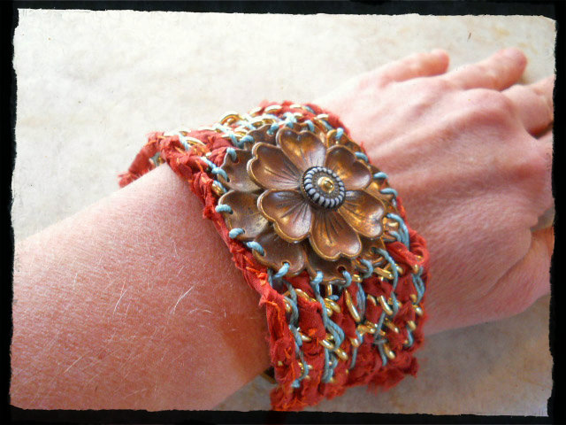 Desert Sands 2 COC by The Beading Yogini