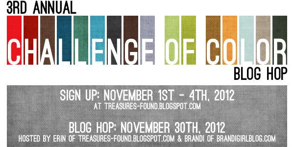 challenge of color banner 2012