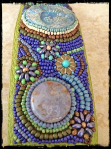 long view moon cuff by the beading yogini
